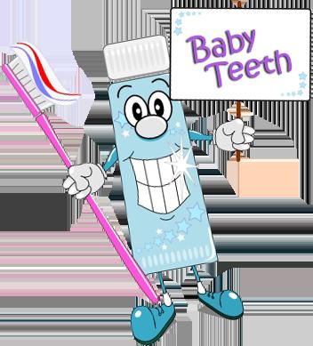 Baby Teeth!